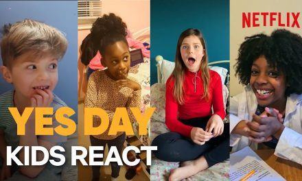 What Would British Kids Do On A Real Yes Day? | Netflix