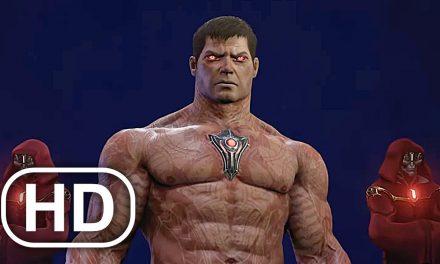Doom Eternal The Ancient Gods Part 2 Intro Cutscene 4K ULTRA HD