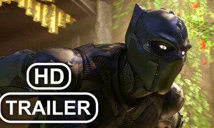 BLACK PANTHER Trailer NEW (2021) Marvel's Avengers Superhero HD