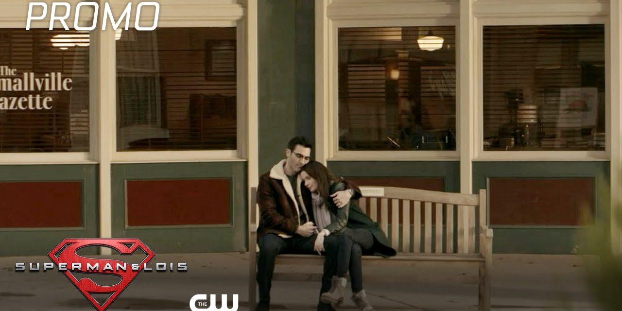 Superman & Lois | Season 1 Episode 5 | The Best Of Smallville Promo | The CW