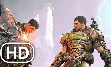 Doom Eternal The Ancient Gods Part 2 Final Boss Fight & Ending (Dark Lord)
