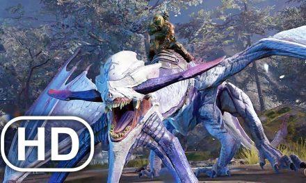 Doom Eternal The Ancient Gods Part 2 Doomguy Rides Dragon Scene 4K ULTRA HD