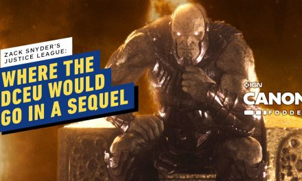 Justice League Snyder Cut: Here's Where the DCEU Could Go In a Sequel  | Canon Fodder