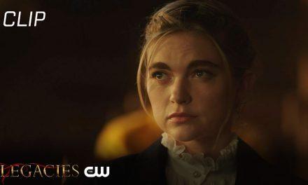 Legacies | Season 3 Episode 7 | Fundraising Plan Scene | The CW