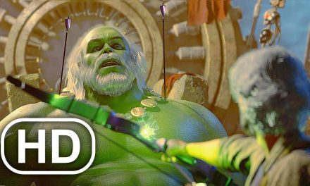 Maestro Hulk Vs Old Man Hawkeye Fight Scene 4K ULTRA HD – Marvel's Avengers Hawkeye DLC