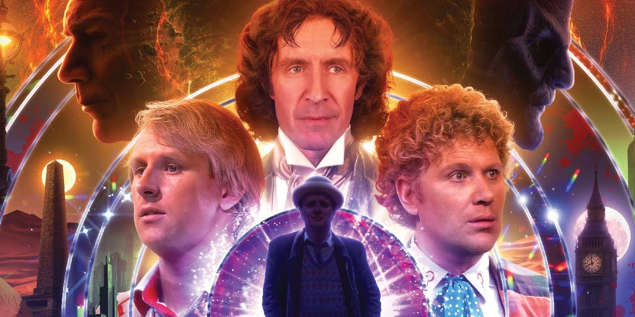 The Three Doctors Team Up! | End of the Beginning Trailer | Doctor Who