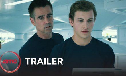 VOYAGERS – Trailer #2 (Tye Sheridan, Lily-Rose Depp, Colin Farrell) | AMC Theatres 2021
