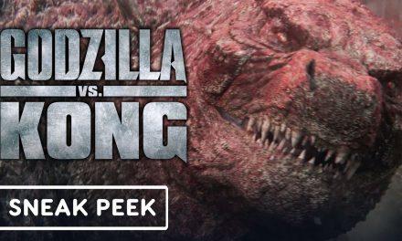 Godzilla vs. Kong – Exclusive Official Sneak Peek (2021) Millie Bobby Brown, Alexander Skarsgård