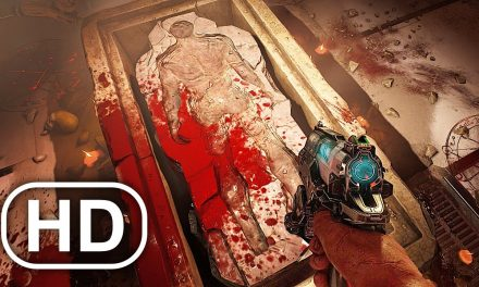 Doomguy Wakes Up In A Coffin Vs Being Buried Scene Comparison DOOM ETERNAL THE ANCIENT GODS PART 2