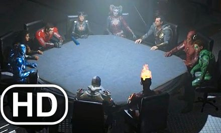 JUSTICE LEAGUE Reunites To Stop Invasion Scene 4K ULTRA HD – Injustice 2 Cinematic