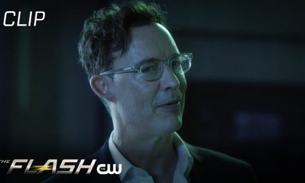 The Flash | Season 7 Episode 3 | Barry Tells Team Flash How He Can Get His Speed Back Scene | The CW