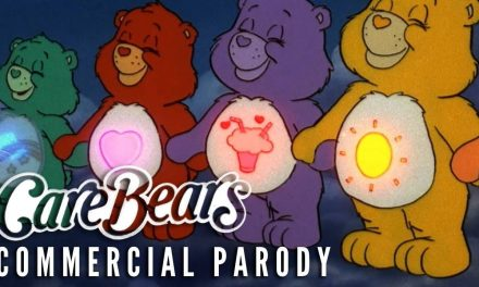 "CARE BEARS MOVIE II: A NEW GENERATION – ""Care"" Commercial Parody"