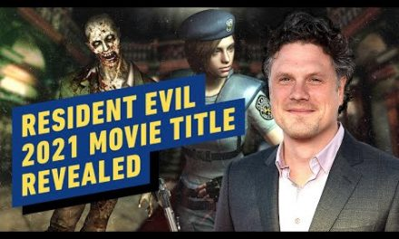 Resident Evil Movie Title Revealed & More With Director Johannes Roberts | SXSW Gaming Awards