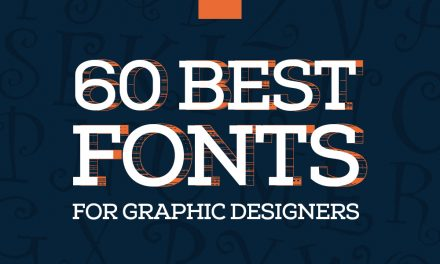 60 Best Fonts For Graphic Designers