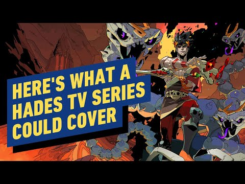 Here's What a Hades TV Series Could Cover | SXSW Gaming Awards