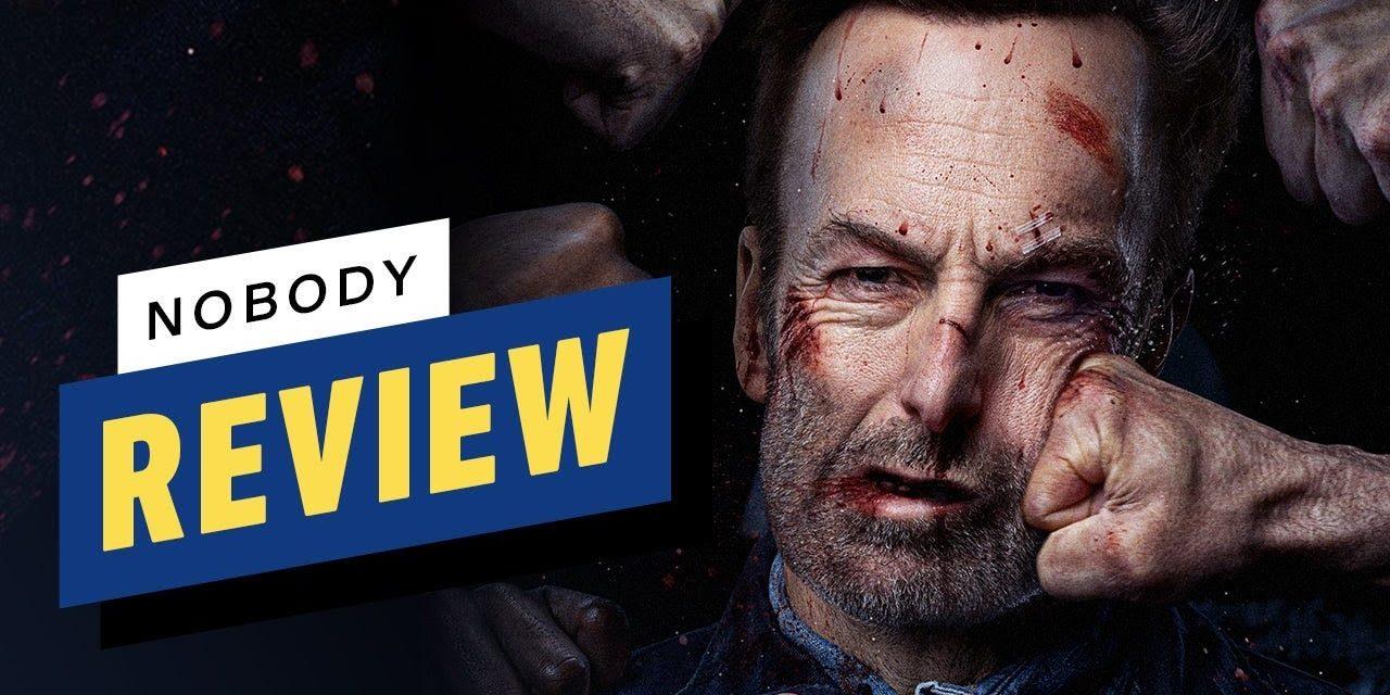 Nobody Review (2021) Bob Odenkirk, Christopher Lloyd, RZA