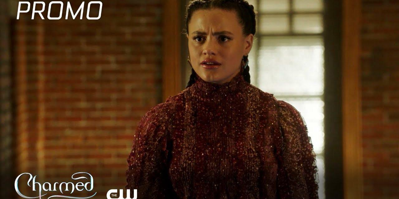 Charmed | Season 3 Episode 8 | O, The Tangled Web Promo | The CW