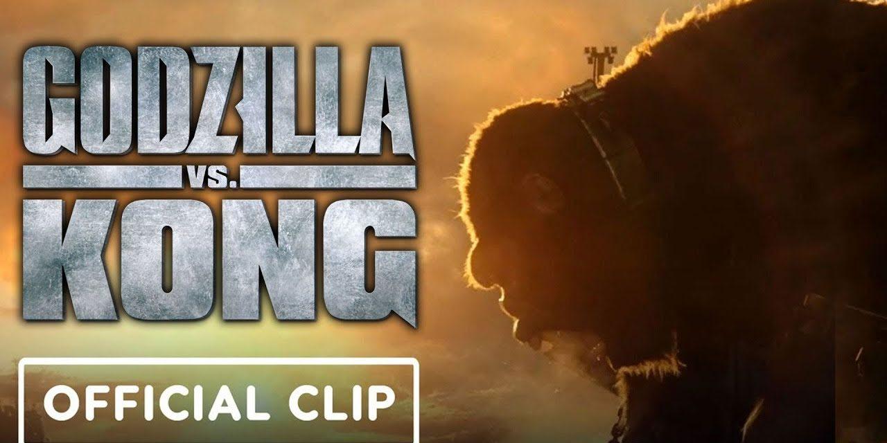 Godzilla vs. Kong – Official Clip (2021) Alexander Skarsgård, Rebeccal Hall