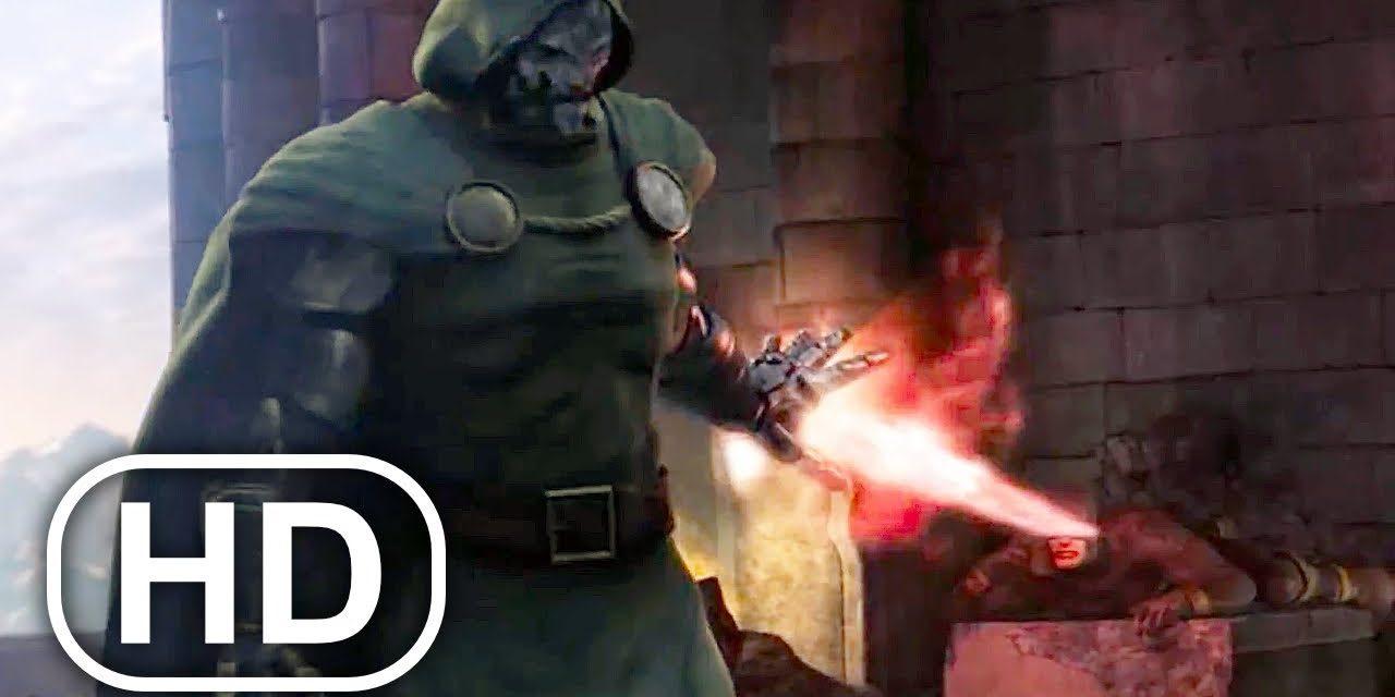 Doctor Doom Kills Avengers & X-Men Scene 4K ULTRA HD – Marvel Ultimate Alliance
