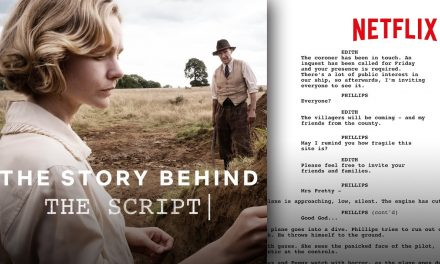 The Dig | One Scene Analysed – The Story Behind The Script | Netflix x Screenplayed