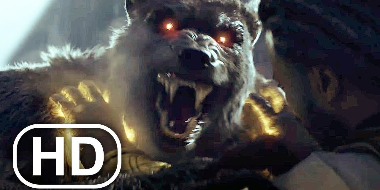 MAGIC LEGENDS Cinematic Intro Werewolf Fight Scene 4K ULTRA HD Action (2021)