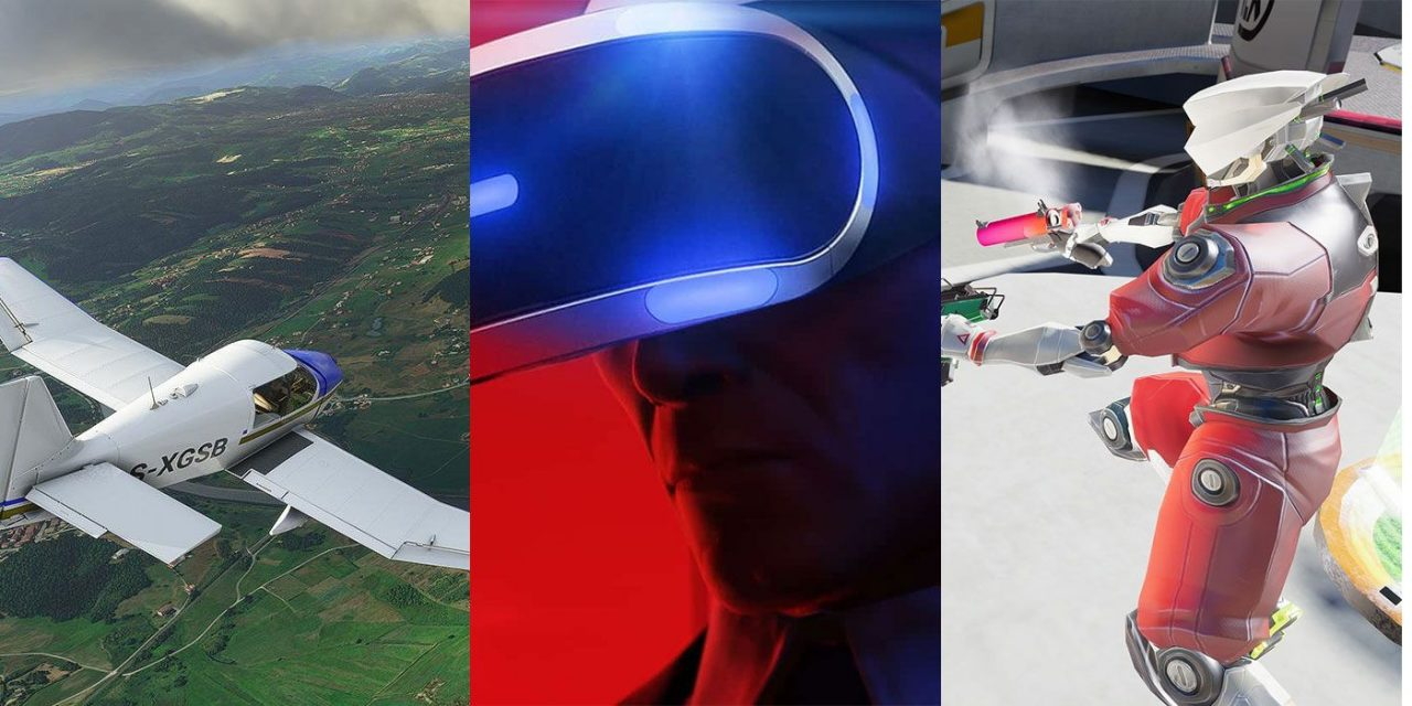 Best VR Games 2021: Virtual Reality Releases This Year So Far