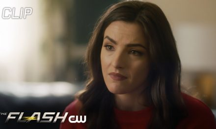 The Flash | Season 7 Episode 4 | Iris Asks Allegra For Feedback On Her Work Scene | The CW