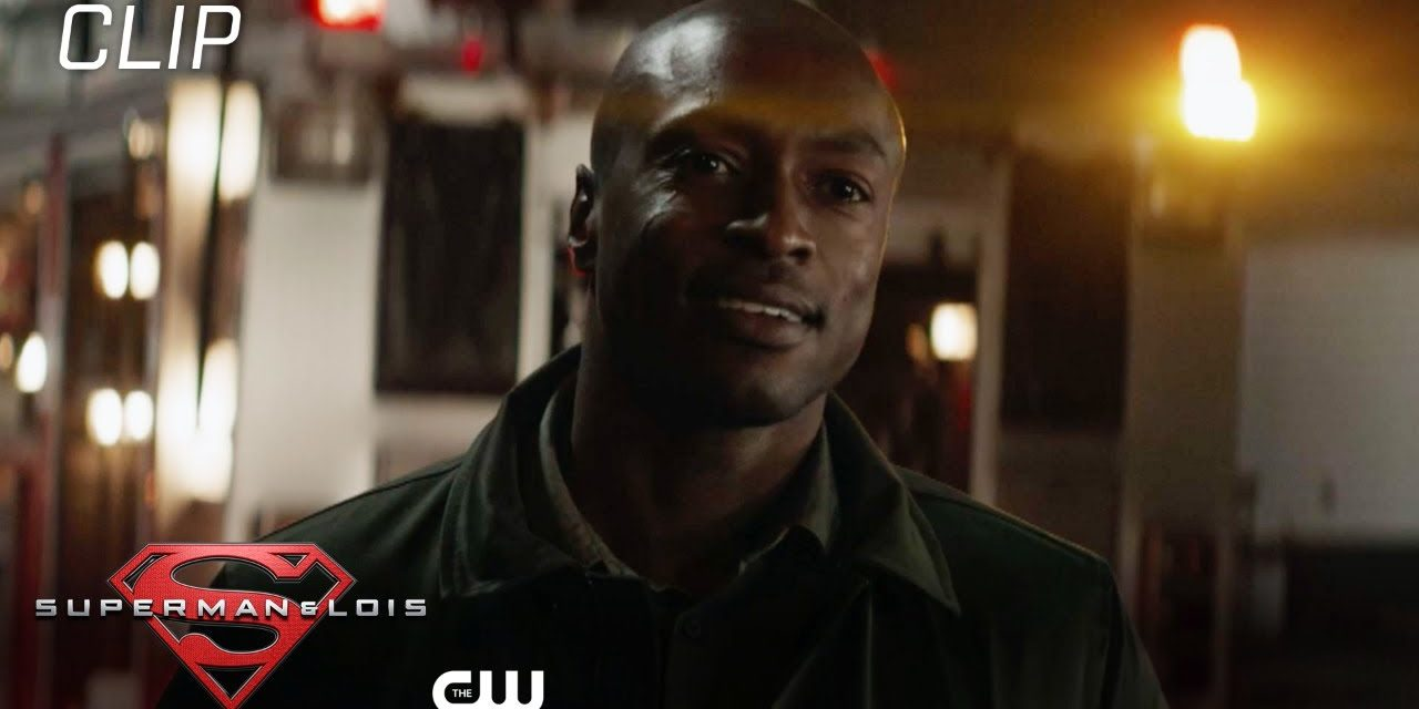 Superman & Lois | Season 1 Episode 5 | Luthor Approaches Lois Scene | The CW