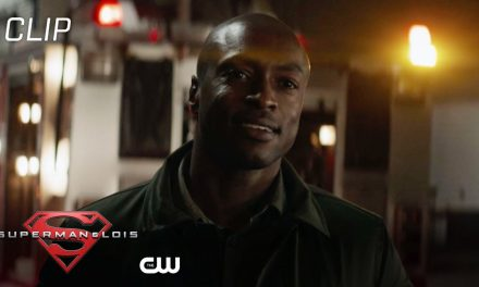 Superman & Lois | Season 1 Episode 5 | Luthor Approaches Lois Scene | The CW