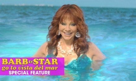 "Barb & Star Go To Vista Del Mar (2021 Movie) Special Feature ""Casting of Trish"" – Reba McEntire"