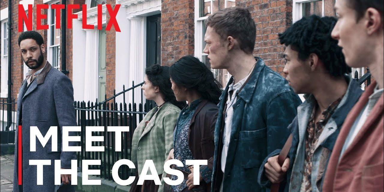 The Irregulars | Meet the Cast | Netflix