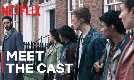 The Irregulars   Meet the Cast   Netflix