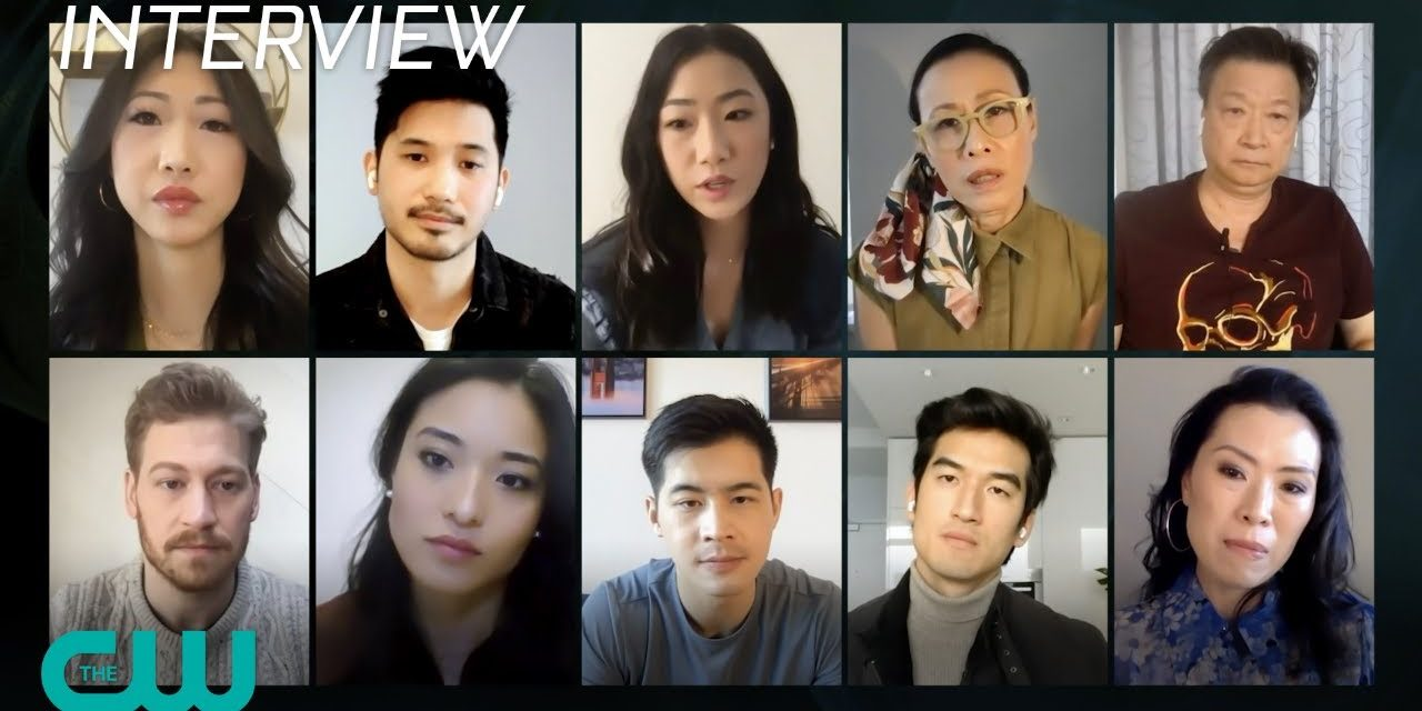 Kung Fu Cast – #StopAsianHate | The CW