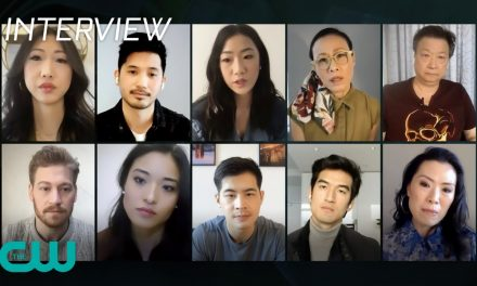 Kung Fu Cast – #StopAsianHate   The CW