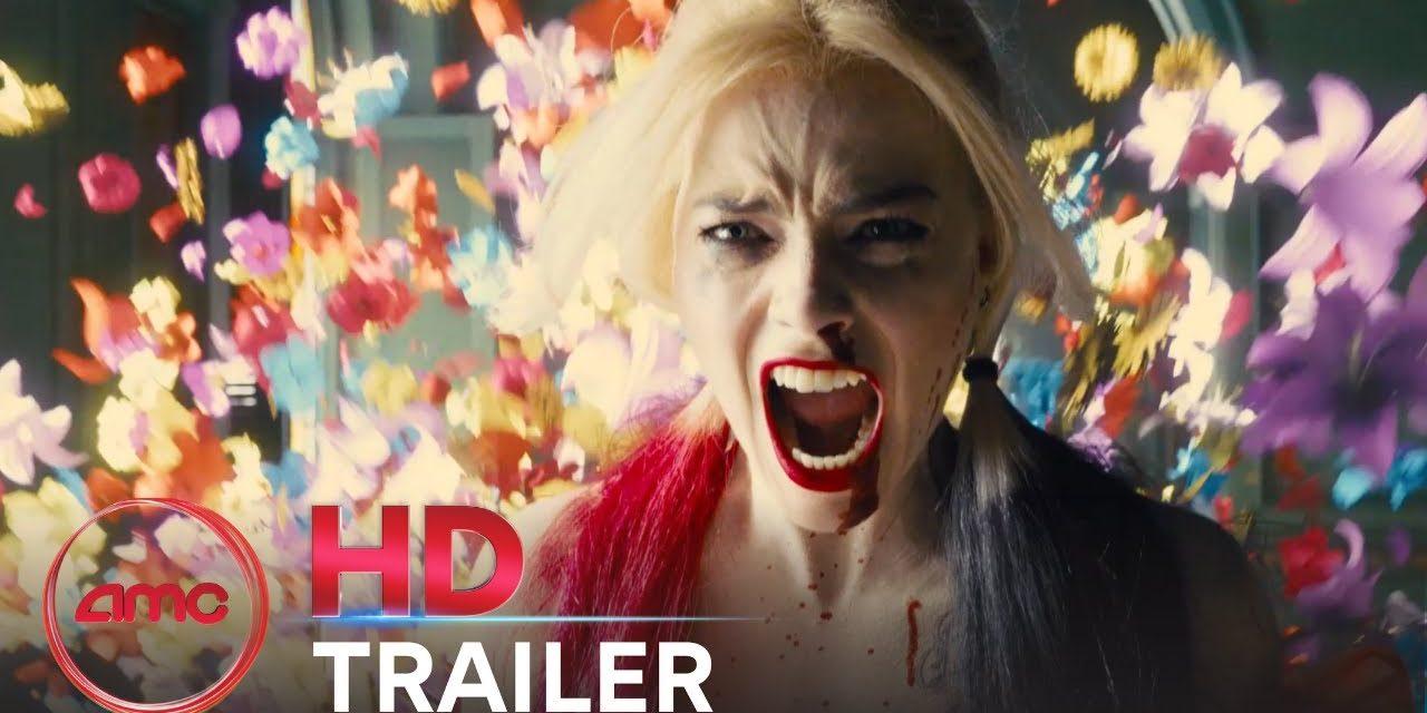 THE SUICIDE SQUAD – Red Band Trailer (Margot Robbie, Idris Elba, John Cena) | AMC Theatres 2021