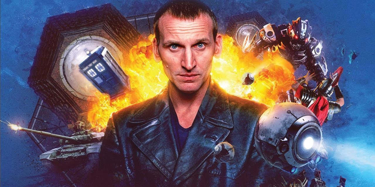 HE'S BACK!   The Ninth Doctor Adventures: Ravagers Trailer   Doctor Who