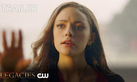 Legacies   Super Squad   Season Trailer   The CW