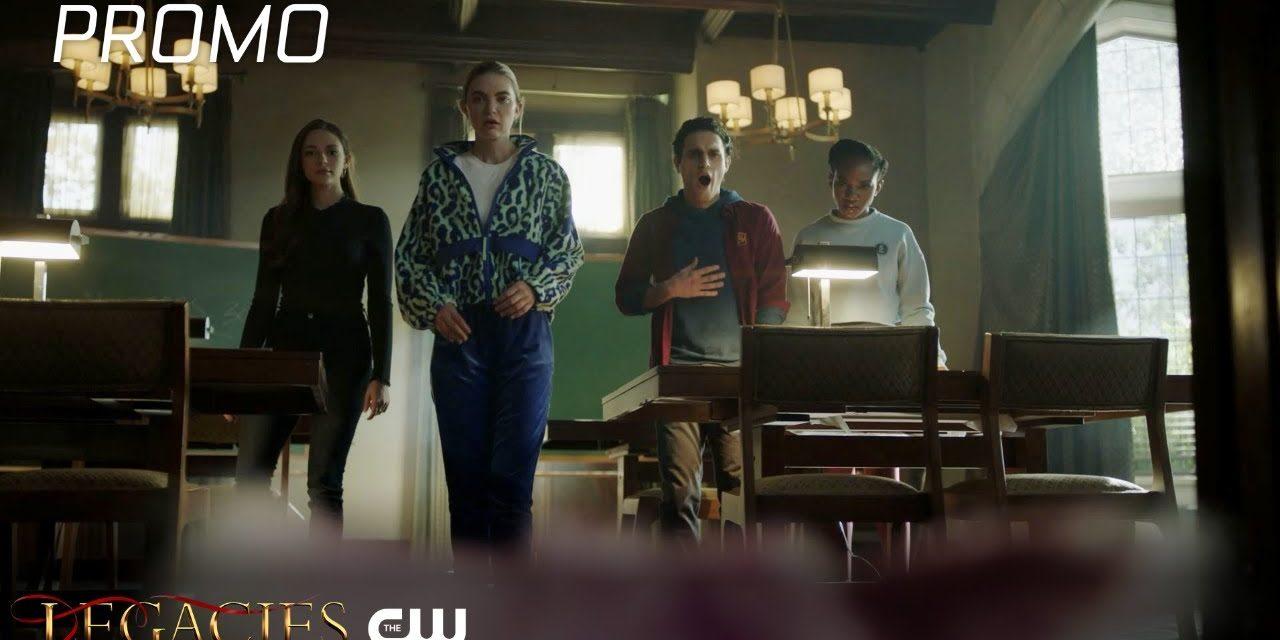 Legacies   Season 3 Episode 9   Malivore Monsters Promo   The CW