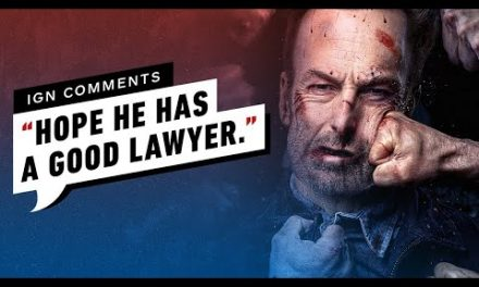 Bob Odenkirk Responds to IGN Comments
