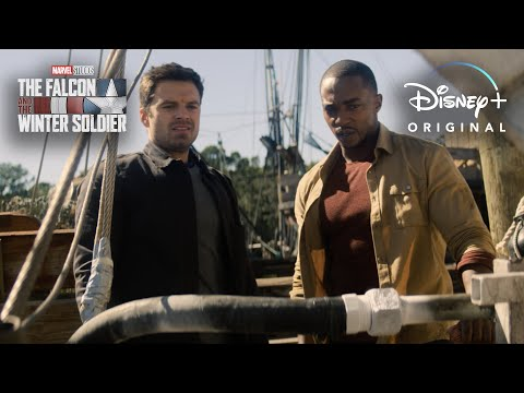 Friends   Marvel Studios' The Falcon and The Winter Soldier   Disney+