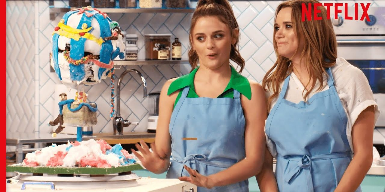 Joey and Hunter King's Disaster Hot-Air-Balloon Cake (In Full) | Nailed It! | Netflix