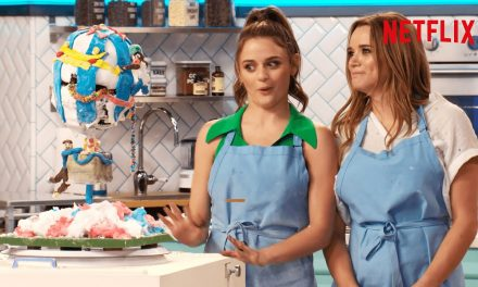 Joey and Hunter King's Disaster Hot-Air-Balloon Cake (In Full)   Nailed It!   Netflix