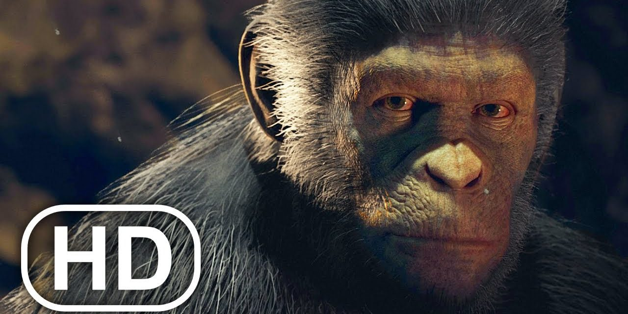 PLANET OF THE APES LAST FRONTIER Full Movie Cinematic (2021) 4K ULTRA HD Action