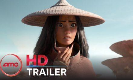 RAYA AND THE LAST DRAGON – Trailer #2 (Kelly Marie Tran, Awkwafina, Gemma Chan) | AMC Theatres 2021