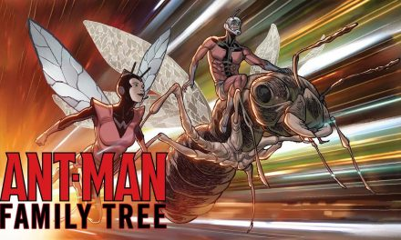 Ant-Man's Giant Family Tree
