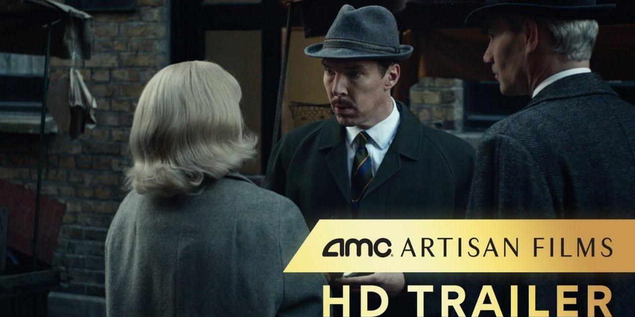 THE COURIER – Trailer #1 (Benedict Cumberbatch, Merab Ninidze, Rachel Brosnahan)   AMC Theatres 2021