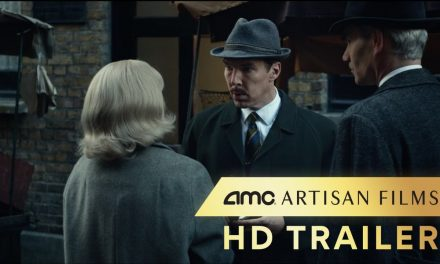THE COURIER – Trailer #1 (Benedict Cumberbatch, Merab Ninidze, Rachel Brosnahan) | AMC Theatres 2021
