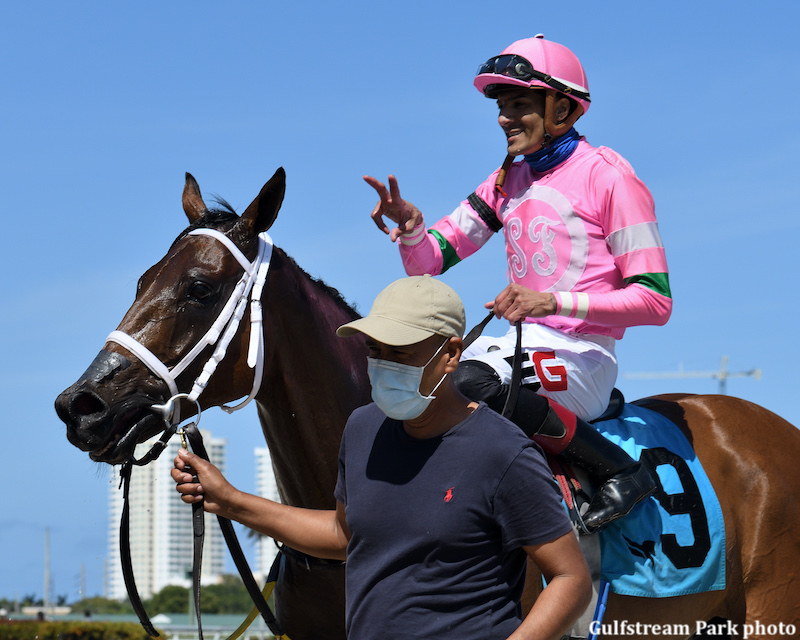 Zayas To Have New Competition When Gulfstream Spring/Summer Meet Opens Thursday