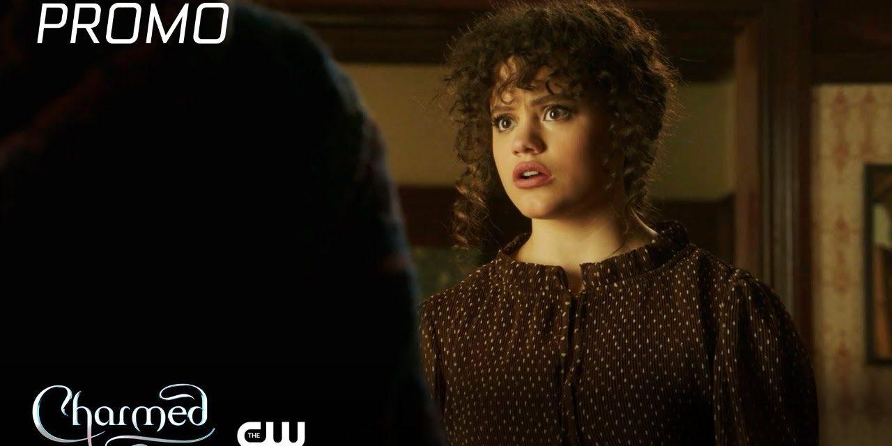 Charmed   Season 3 Episode 9   No Hablo Brujeria Promo   The CW