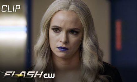 The Flash | Season 7 Episode 5 | Cisco Works On The Firestorm Matrix Splicer Scene | The CW